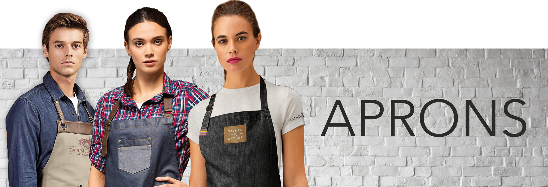 Best Selling Aprons - Staff Uniforms