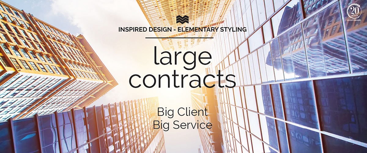 Large Contracts
