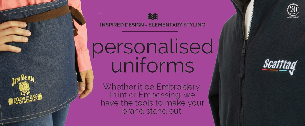 Personalised Uniforms