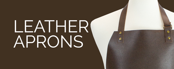 British Made Leather Aprons