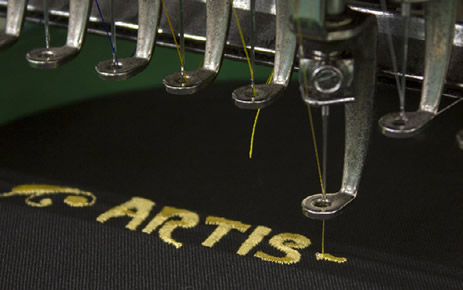 In House Embroidery, Logo's, Print & Branding