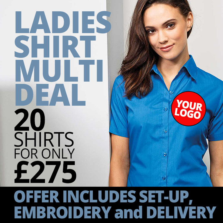 Ladies Blouse  Hospitality Staff Uniform Deal