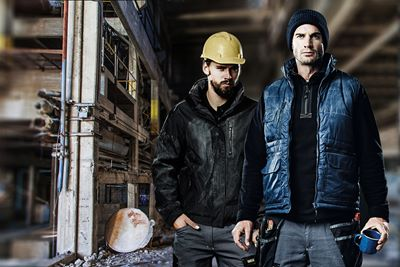 Industry & Construction Staff Uniforms
