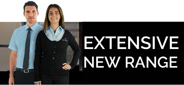 Office & Reception Staff Uniforms