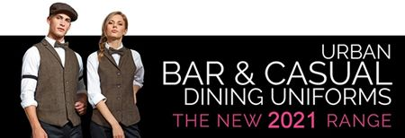 Urban Bar & Casual Dining Staff Uniforms
