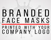 Branded COVID Face Mask