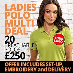 Ladies Polo Deal - 20 for £250