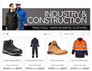 Workwear & PPE Staff Uniforms